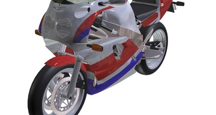 You can jump-start a motorcycle from the battery of a car that isn't running.