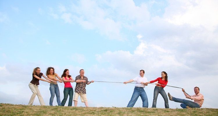 Tug of War is a well-known game even in modern times.