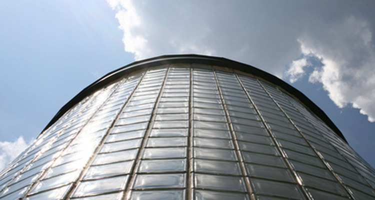 Laminated glass requires proper installation.