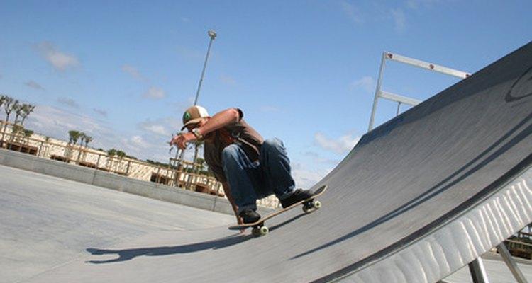 Os Vans são tênis de skatista