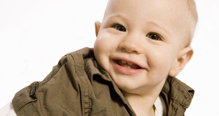 Algunos niños muestran un talento natural para modelar desde una corta edad.