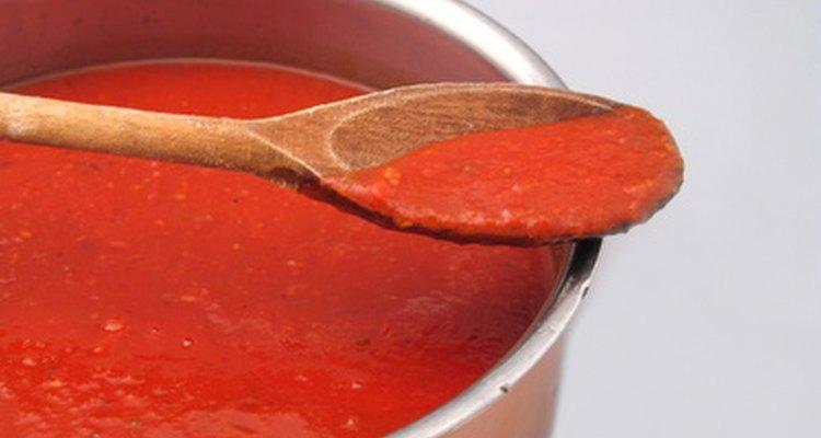 La salsa es solo el principio.