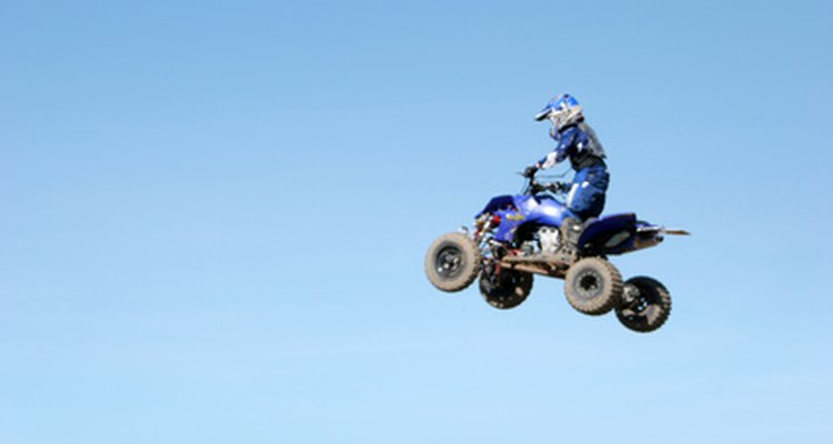 The Moto 4 Was Yamaha's first ATV four-wheeler.