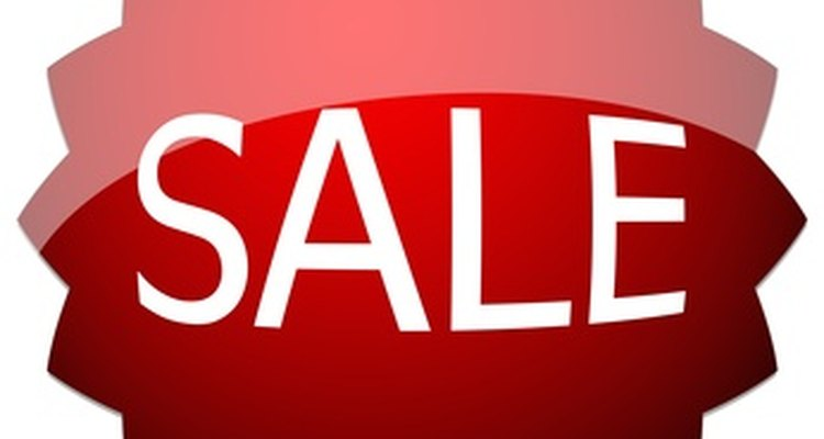 A sale is a type of marketing promotion.