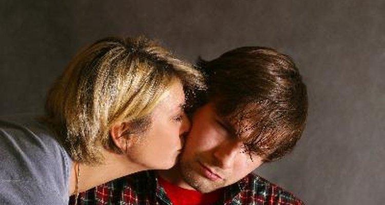 Si tu esposo no es feliz en casa quizá cambie su comportamiento.