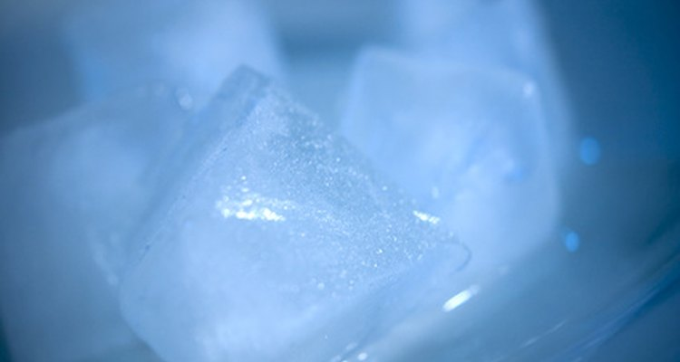 Ice applied directly to the skin can cause an ice burn.