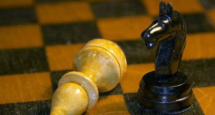 Às vezes os relacionamentos podem parecer um jogo de xadrez