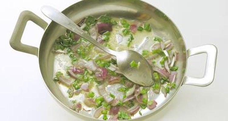 La comida que se prepara con manteca clarificada se mantiene fresca por más tiempo.