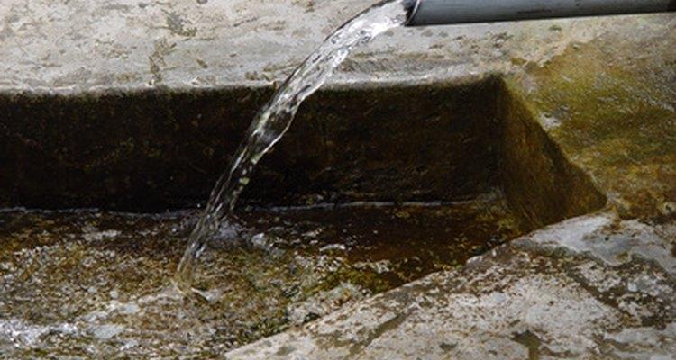 Bombas d'água consomem energia como qualquer aparelho comum