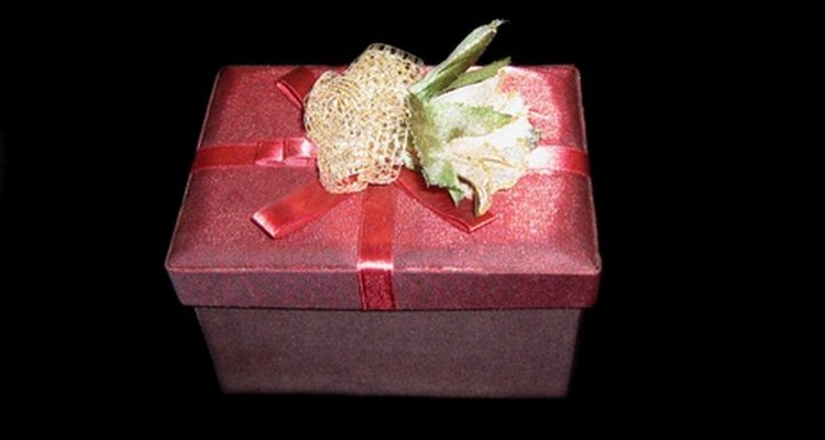 When selecting a wedding anniversary gift, consider tradition.