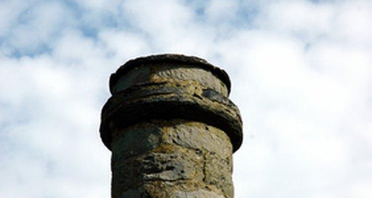 Una estufa de leña necesita una chimenea de buena altura para que funcione adecuadamente.
