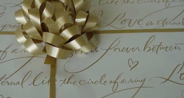 O presente de casamento de seu filho deve ter valor sentimental