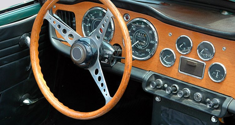 The entire MGB dash will have to be removed to put in a new wiring harness.