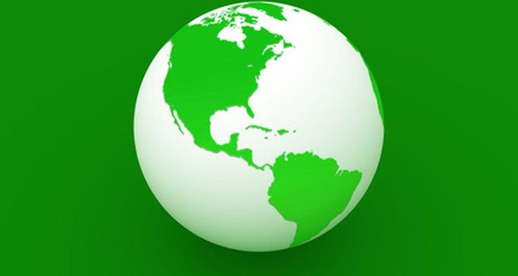 Existen muchos ejemplos de productos ecológicos.