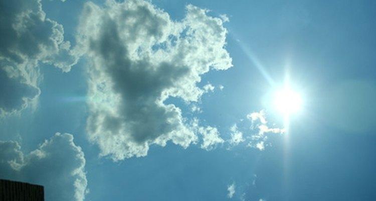 A luz solar é a melhor maneira para combater o bolor e o mofo