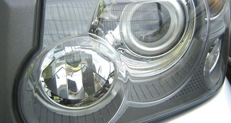 Os faróis devem estar alinhados para uma melhor projeção da luz