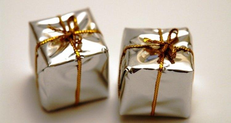 Los regalos deben ser personales para quien los recibe.