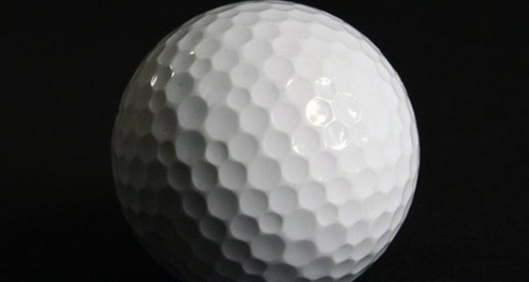 Hasta los grandes jugadores siempre necesitan nuevas pelotas de golf.