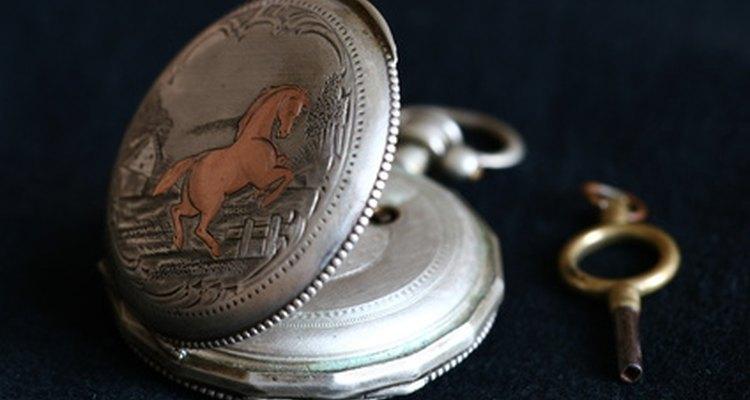 Chokin art involves engraving metal.