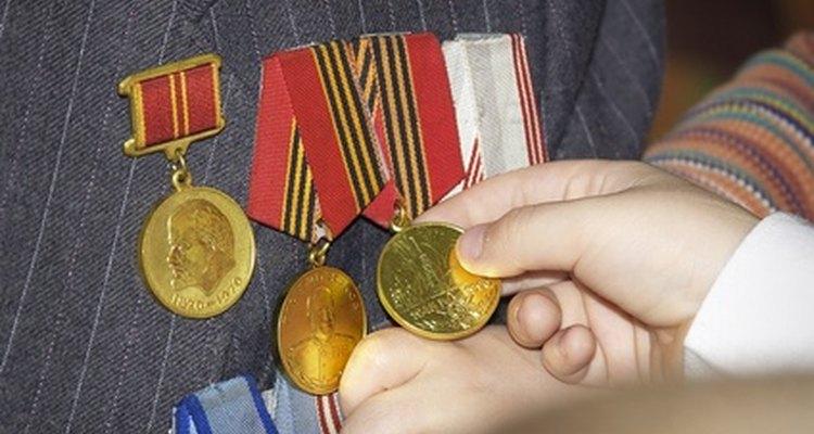 Muchos veteranos de la Segunda Guerra Mundial aún se encuentran sanos y salvos.