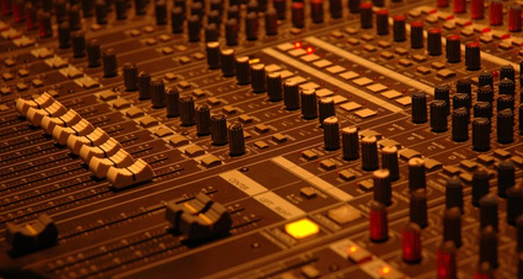 Audio editing programs reduce a whole recording studio to a simple interface.