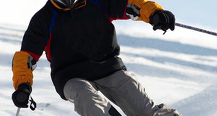 Usa camisetas térmicas bajo las chamarras para tener protección extra contra clima frio.