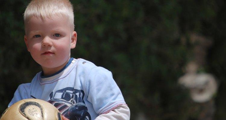 Ligas de futsal infantil permitem que as crianças participem de forma segura