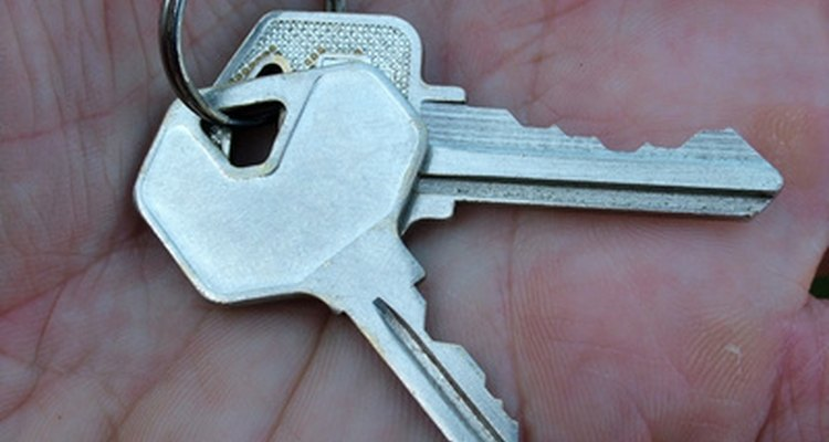 As the name implies, a key holder is responsible for physical keys.