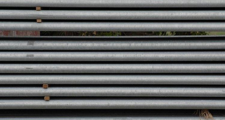 A soldagem de canos galvanizados pode ser feita adequadamente usando o equipamento correto