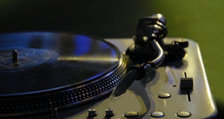 Cada DJ necesita un tocadiscos.