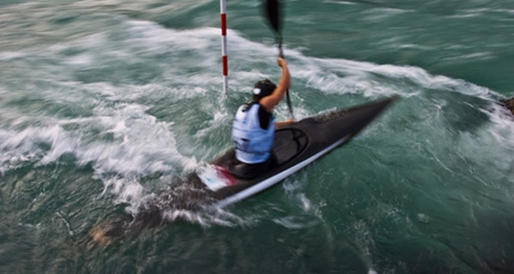 Kayaking is an exhilarating water sport, whether on the amateur or professional level.