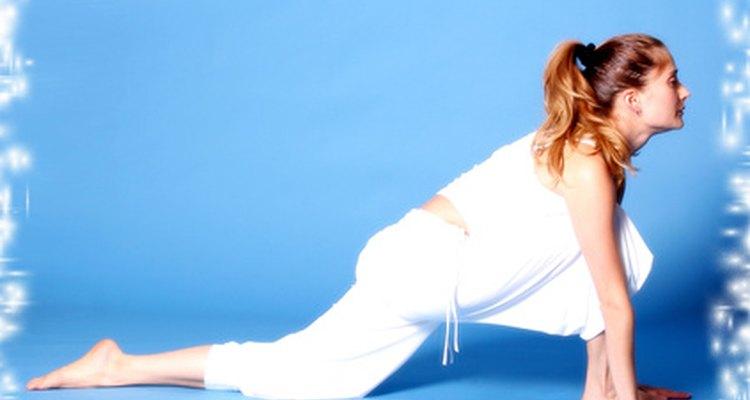 Sigue al líder puede usarse para modelar poses de yoga.