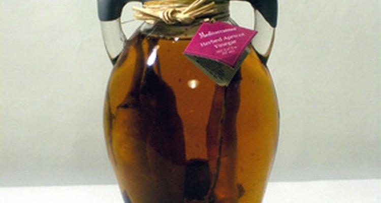 El vinagre de manzana se puede utilizar en tus mascotas.