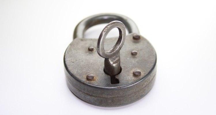 If your key breaks in the lock, never fear.