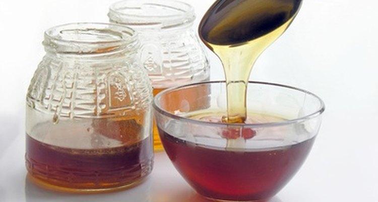 O mel natural é melhor para a tosse