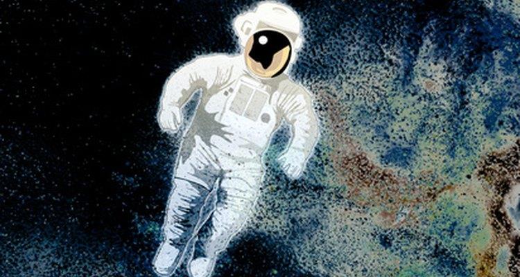 El rango de salario para los astronautas lo determina el gobierno federal.