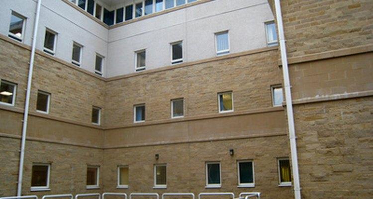 Asbestos was used in old buildings in the 1920s.