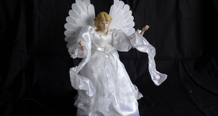 Los ángeles son los emisarios de Dios.