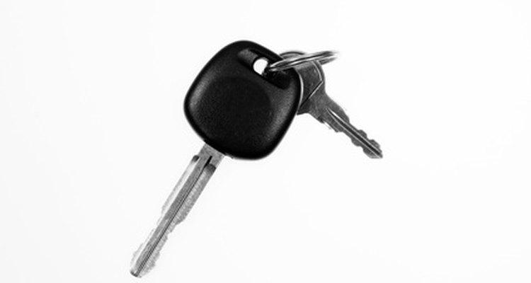 Electronic keys offer added engine safety.
