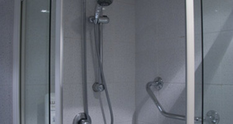 Installing a shower head at the right height makes it convenient for use.