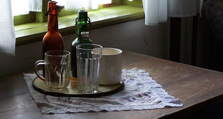 Limpia las mesas tan pronto como el cliente la deja.