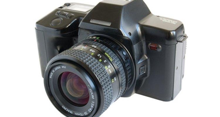 Lentes macro podem ser usadas em câmeras SRL