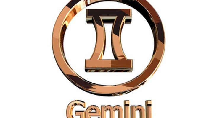Geminis.