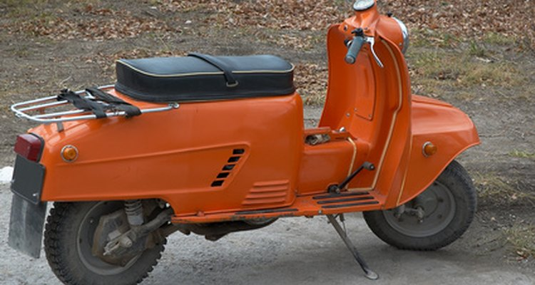 Old scooters are prone to needing rejetting at times because of their two-stroke engines.
