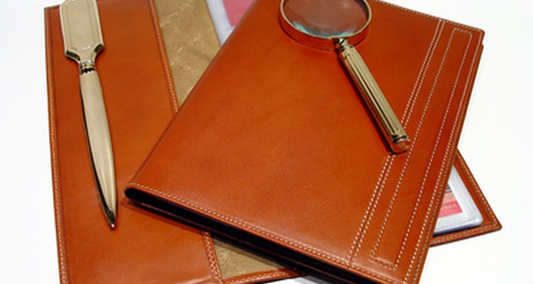 Clean pigskin leather items the right way to avoid ruining them.