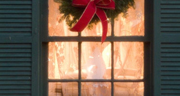 Los alféizares de las ventanas frecuentemente se encuentran a 3 pies (91 cm) sobre el suelo en casas viejas.