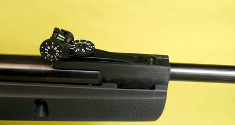 Gamo airguns are chambered in .177 or .22 calibre.