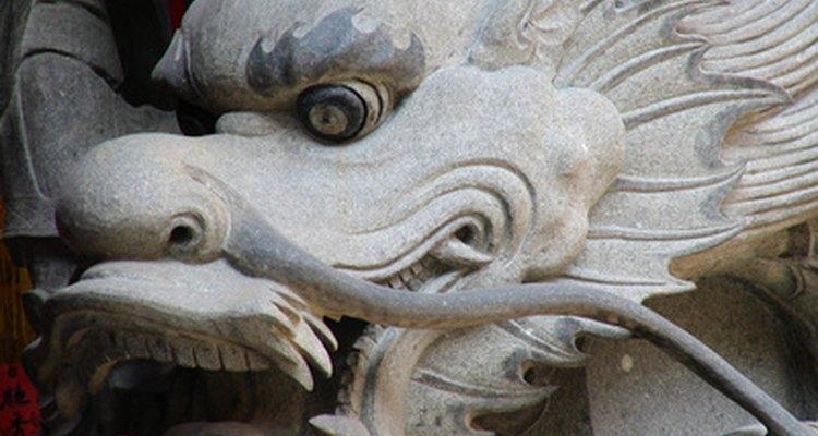 El dragón chino.