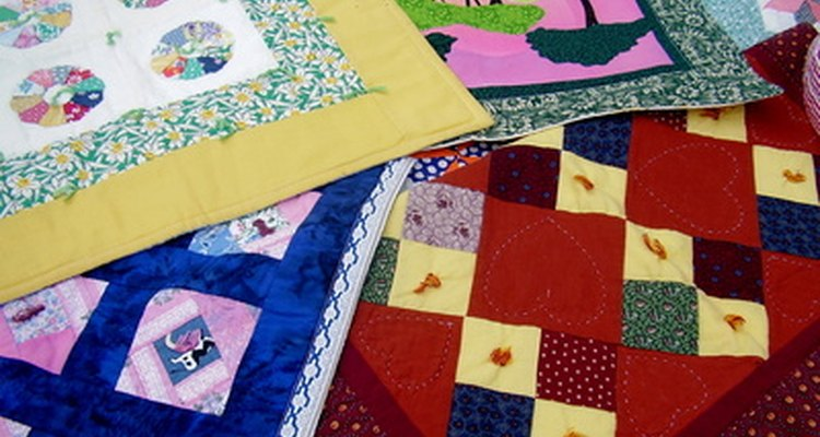 Fusible fleece is useful for quiltmaking.