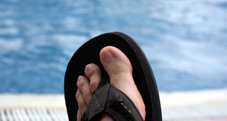 Athlete's foot is a common fungal infection.